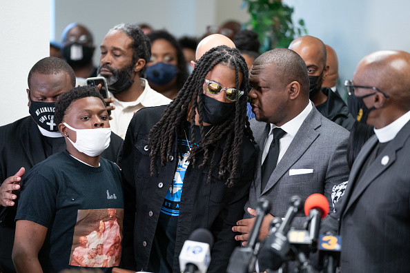 Andrew Brown's Family Criticizes 'Transparency' From North ...