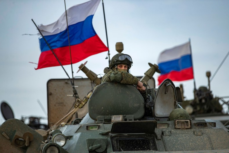 russia, military, syria, patrol, turkey