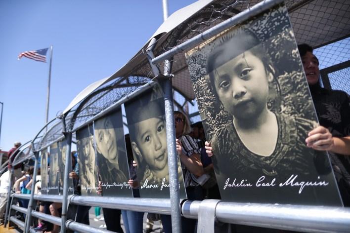 Migrant Children Deaths