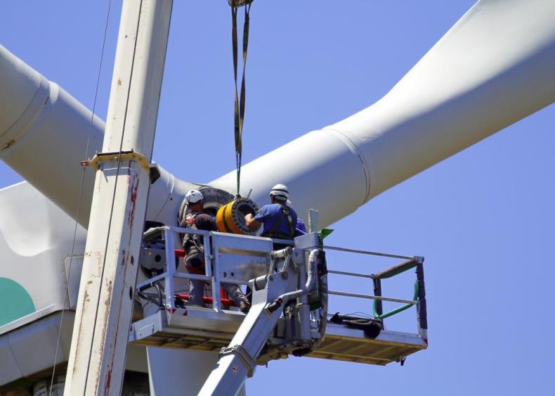 #68. Wind Turbine Service Technicians