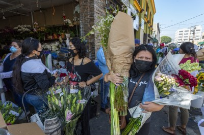 Flower Shortages As COVID and Cold Weather Drive up Mother