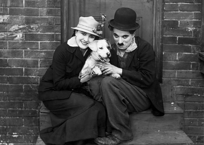 1915: The 'Little Tramp' character evolves