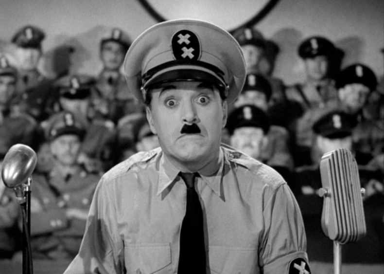 1940: Fighting Nazism with comedy