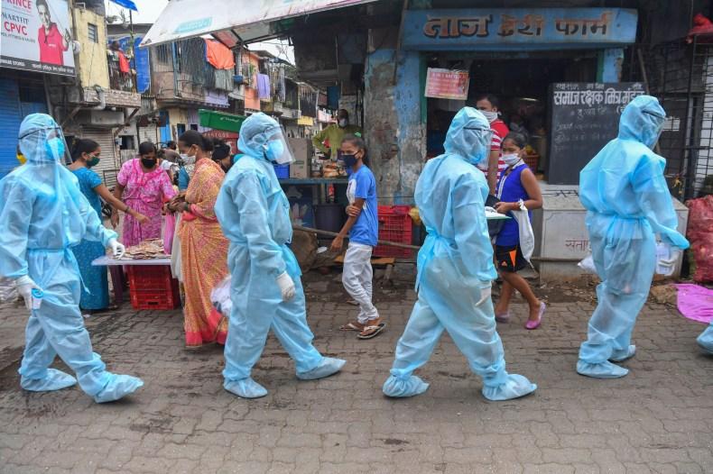 India Health Virus