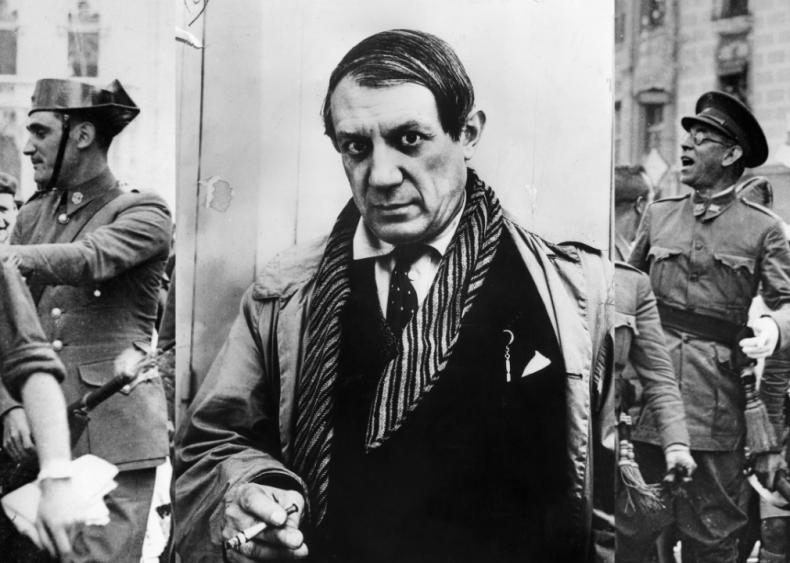 1936: Civil war begins in Spain