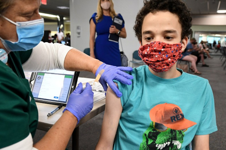 Vaccine Kids COVID Pfizer