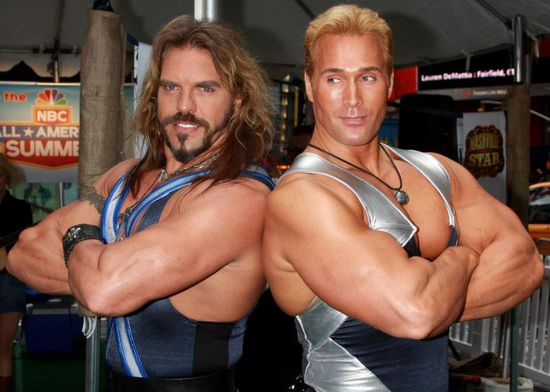 #91. American Gladiators