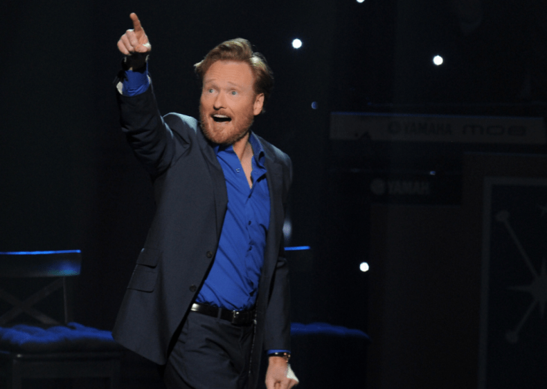 #26. The Tonight Show with Conan O'Brien