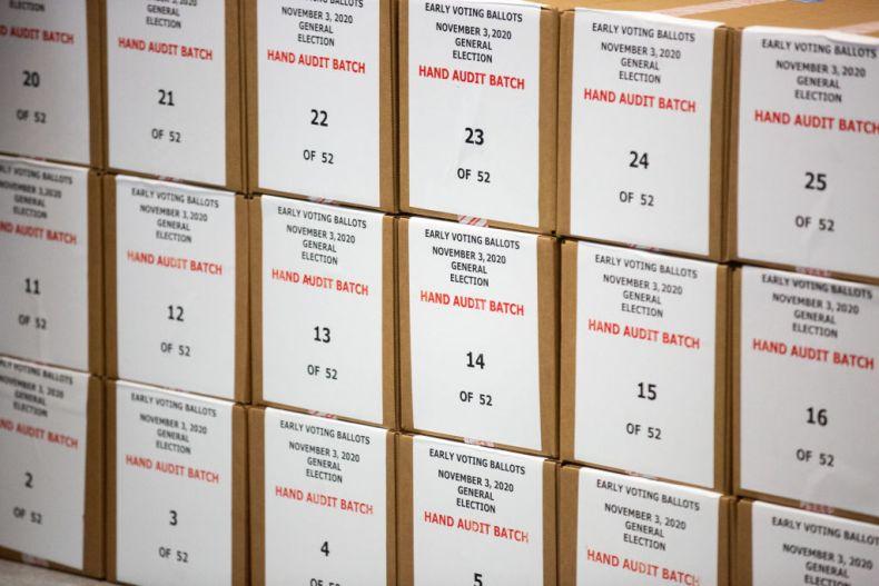 Election ballots Arizona
