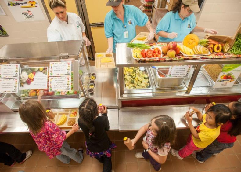 2014: Smart Snacks in School standards implemented