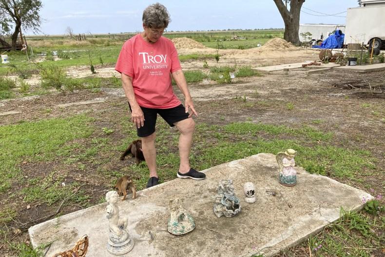Louisiana Resident Margaret Little