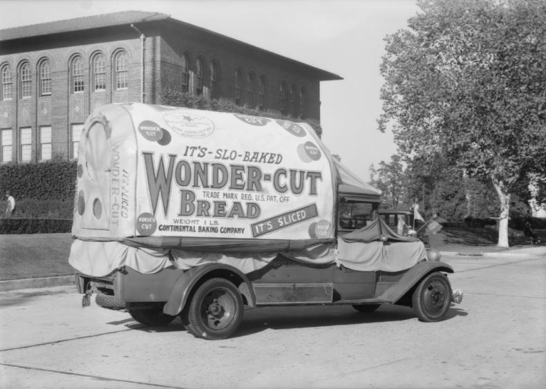 Wonder Bread, Popsicles and Kool-Aid