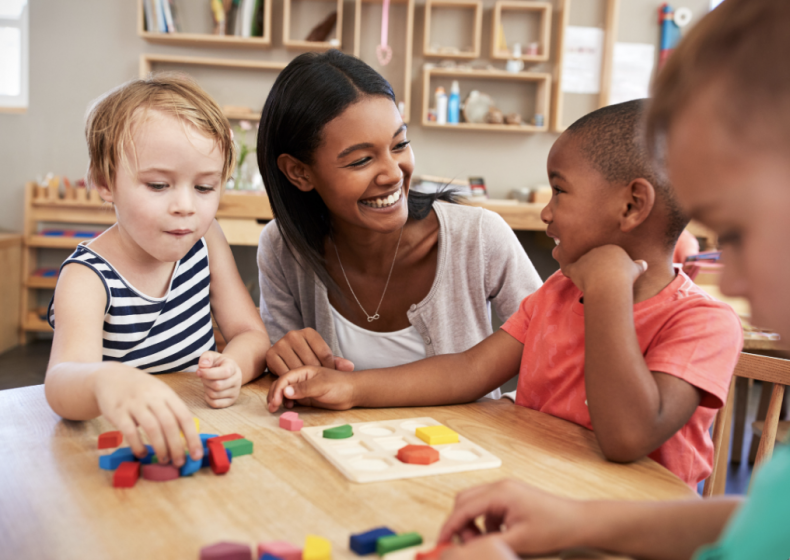 #5. Early childhood education