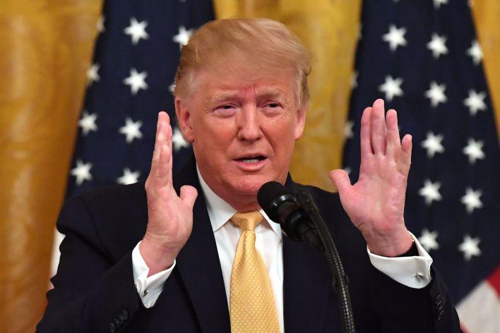 Andrew Torba Gab Trump endorsements RINO kickbacks