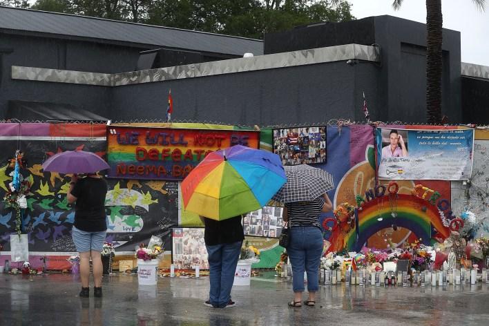 Pulse Nightclub Memorial Congress LGBTQ Shooting Biden