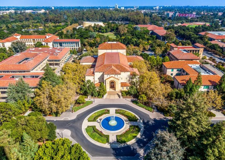 #7. Stanford University