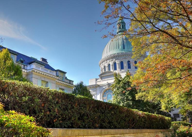 #3. United States Naval Academy