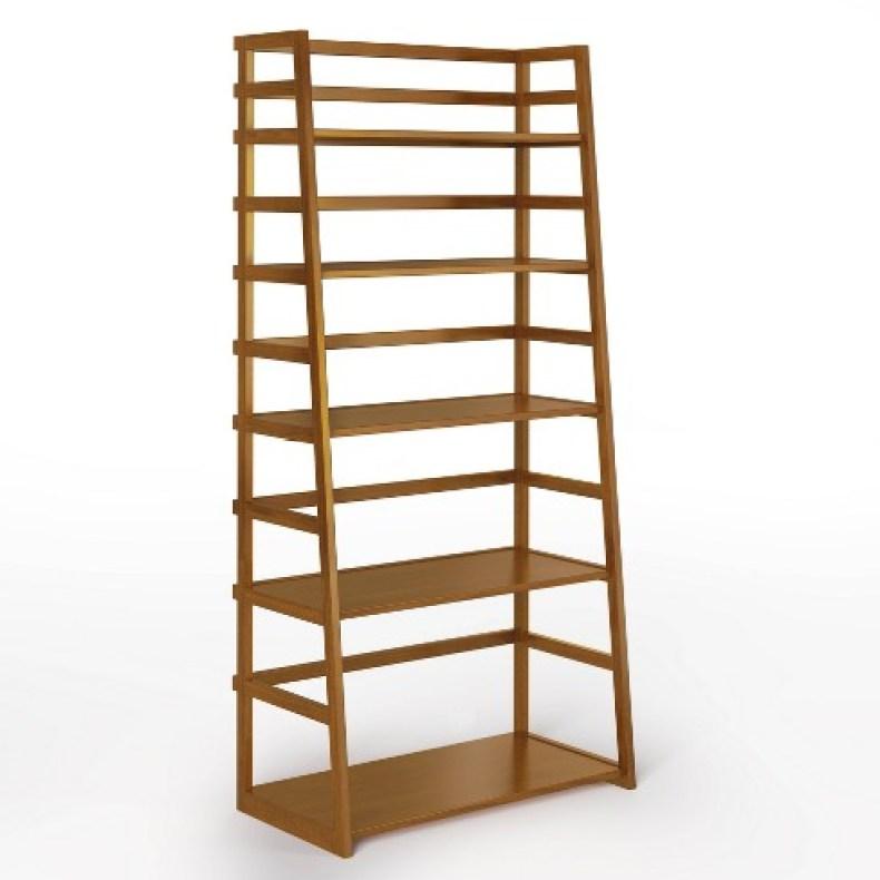 Normandy Ladder Shelf Bookcase