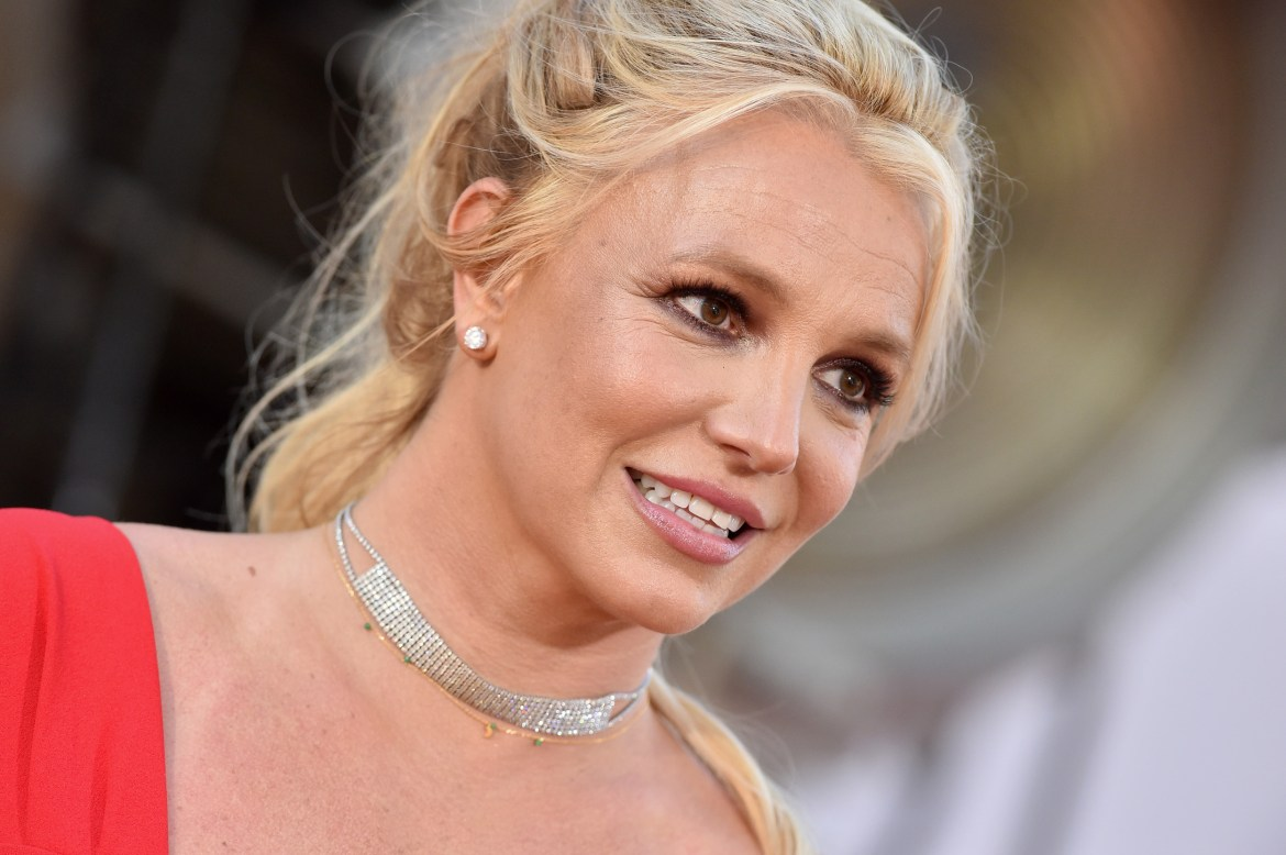Britney Spears Says Her Conservators Won't Let Her Remove IUD and Have a  Baby
