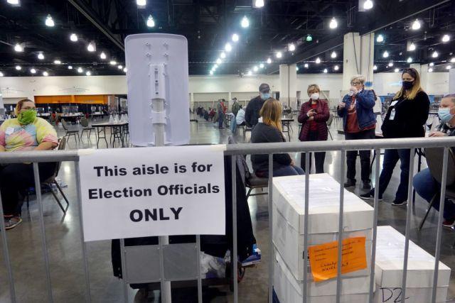 Wisconsin 2020 recount
