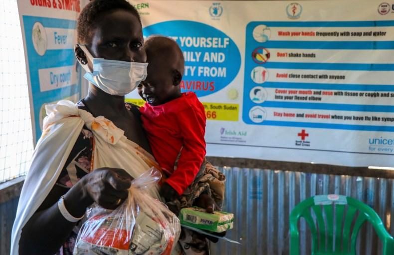South Sudan charity
