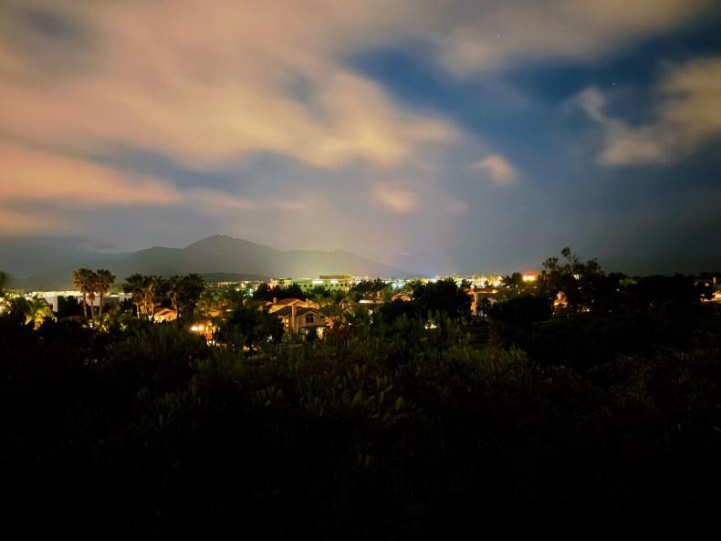 Moment Night shot