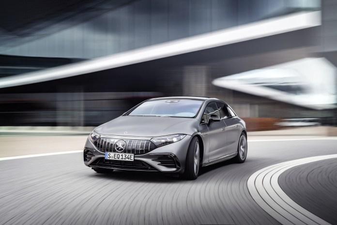 2022 Mercedes-AMG EQS