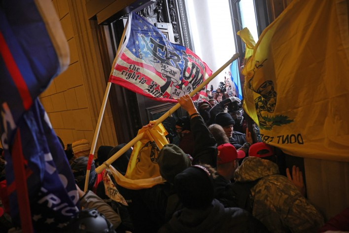 Capitol rioter Mellis girlfriend speaks J6 rally