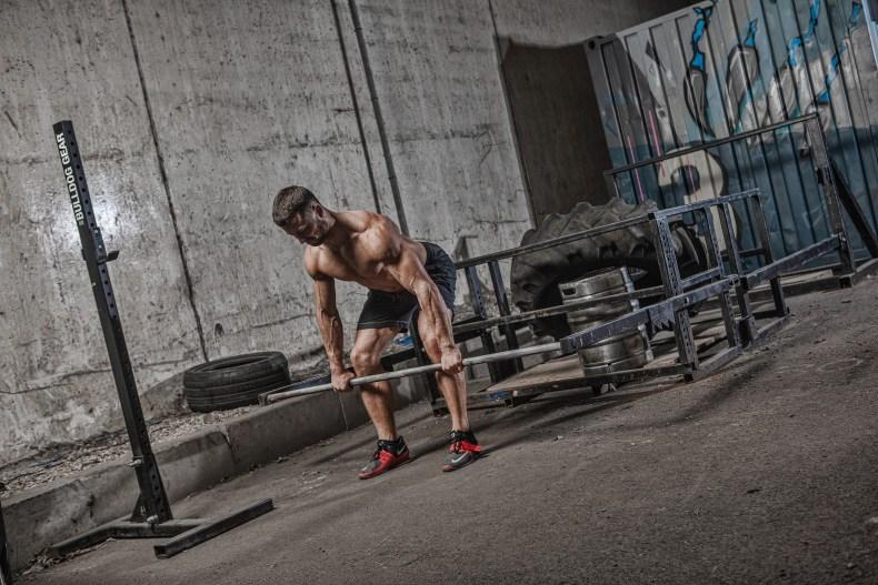 Deadlift/compound strength