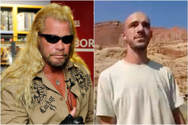 Dog the Bounty Hunter and Brian Laundrie
