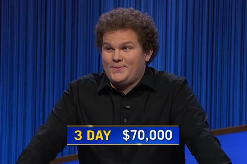 "New ""Jeopardy!"" champ Jonathan Fisher"