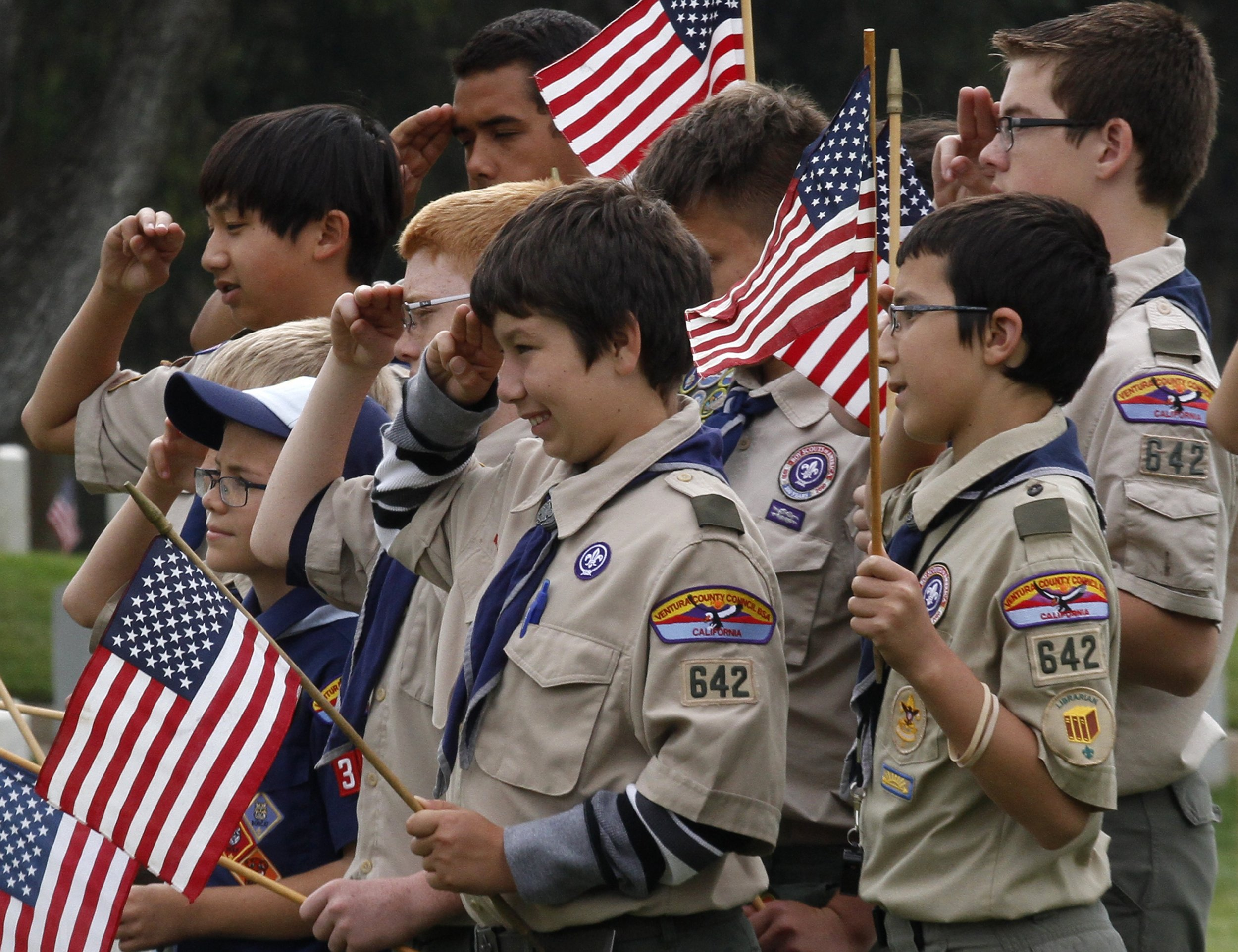 Why The Boy Scouts Will Start Admitting Girls In
