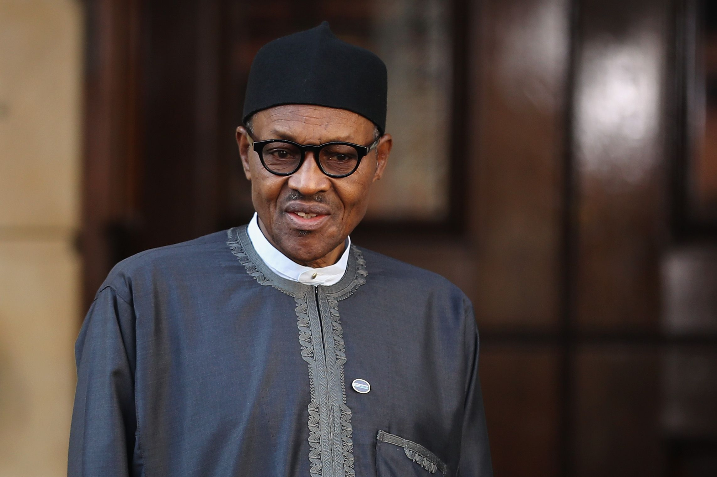 Buhari Condoles With Family Of Lekan Are