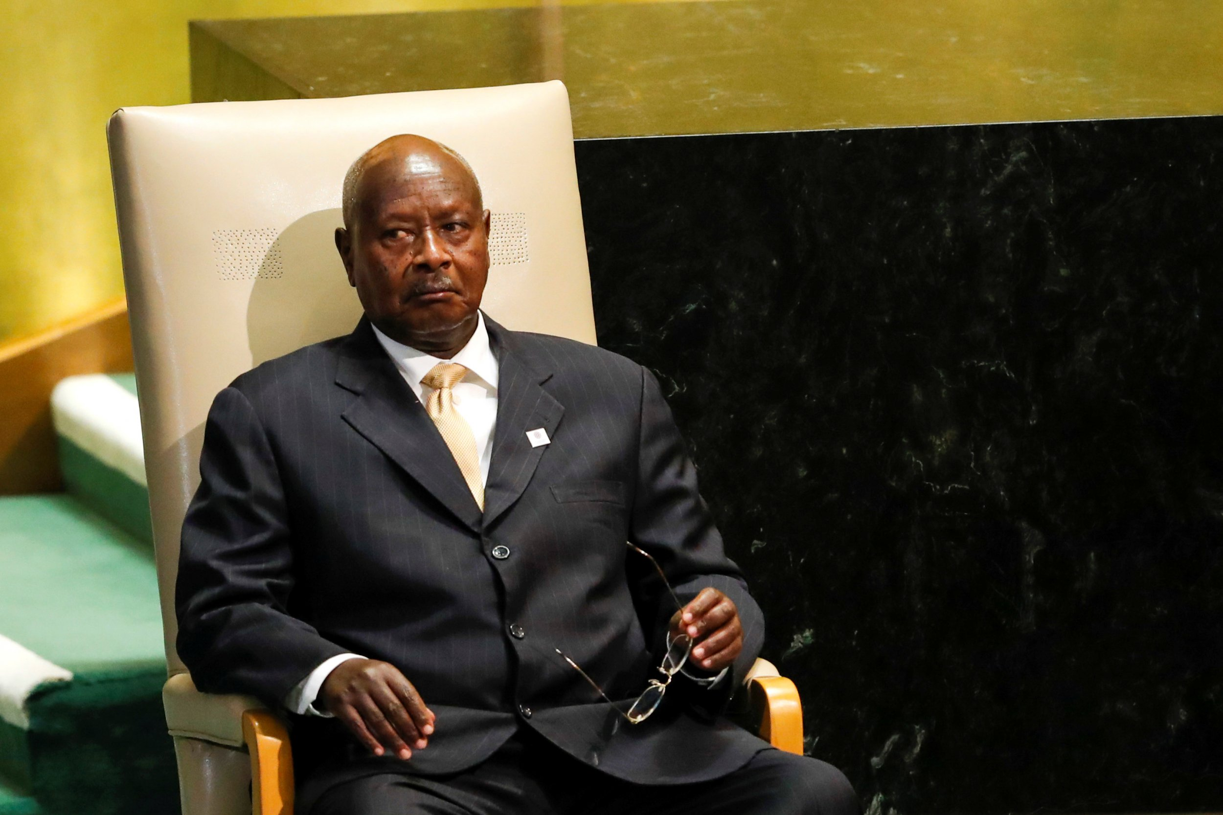 Ugandan President Inaugurates 195 Km Walk To Honor Liberation Fighters