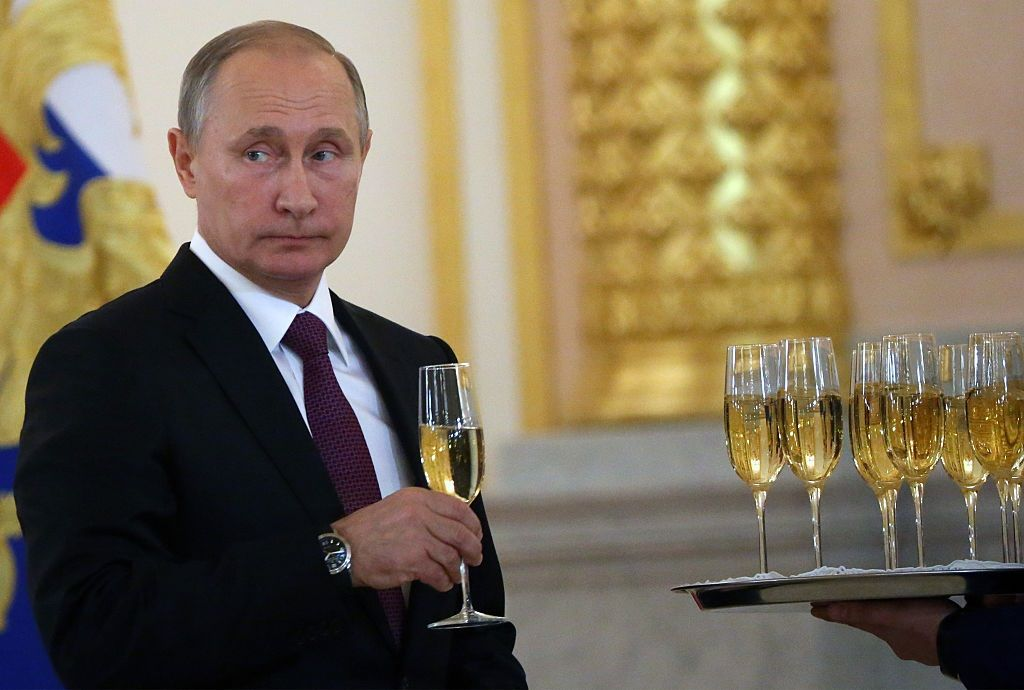 Thousands Wished Putin Happy Birthday But Most Of Them Were Bots