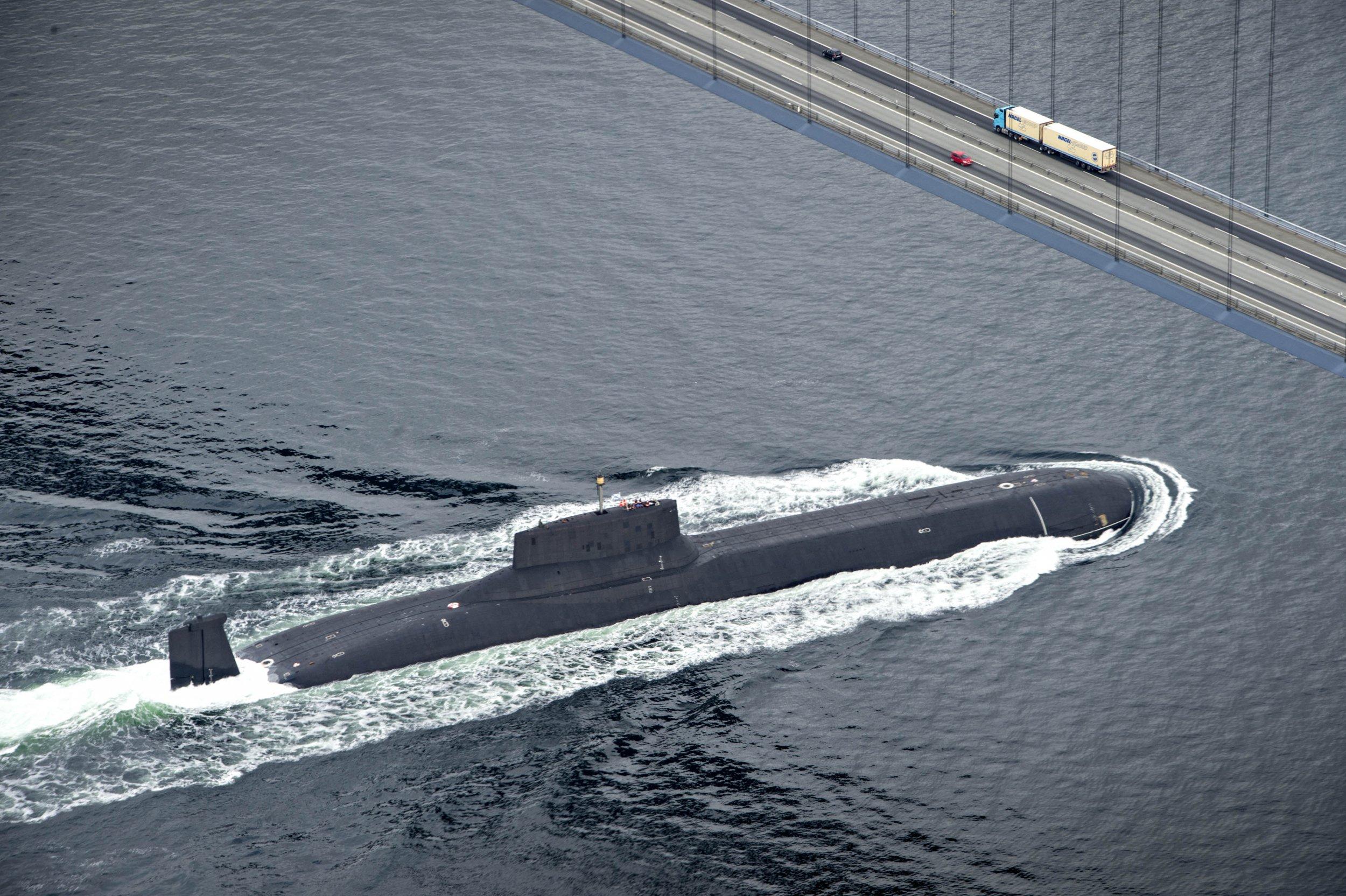 russia submarine activity highest 'since cold war,' nato warns