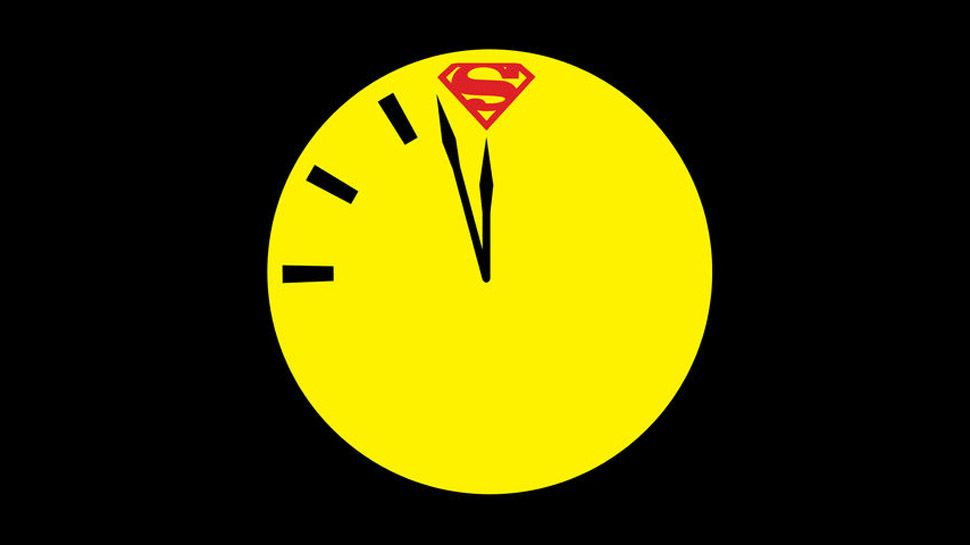 DC's REAL Doomsday Clock: Dan DiDio, 5G, and the End of the Trinity