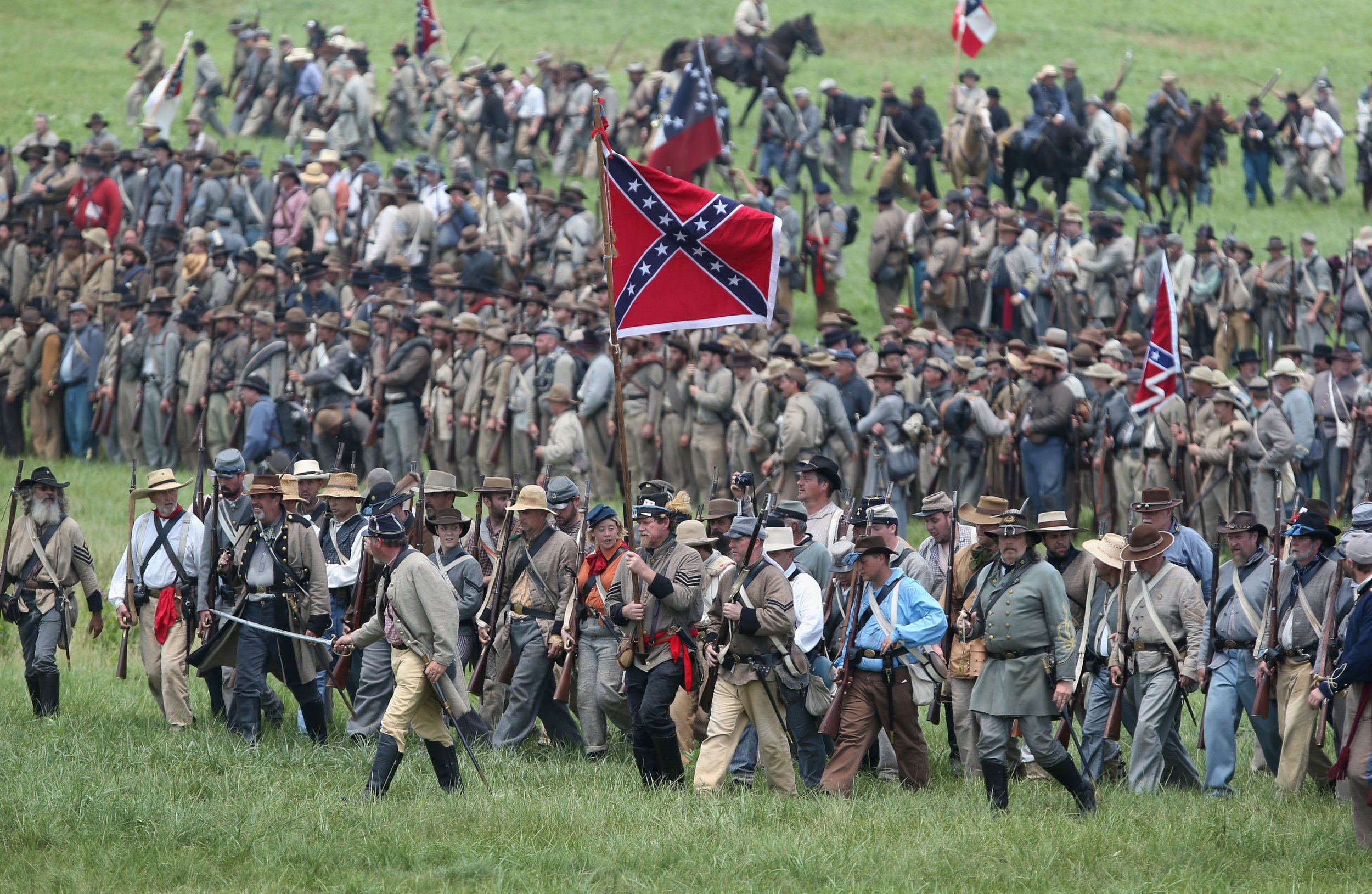 Is A Second Civil War Likely One Third Of Americans Think So