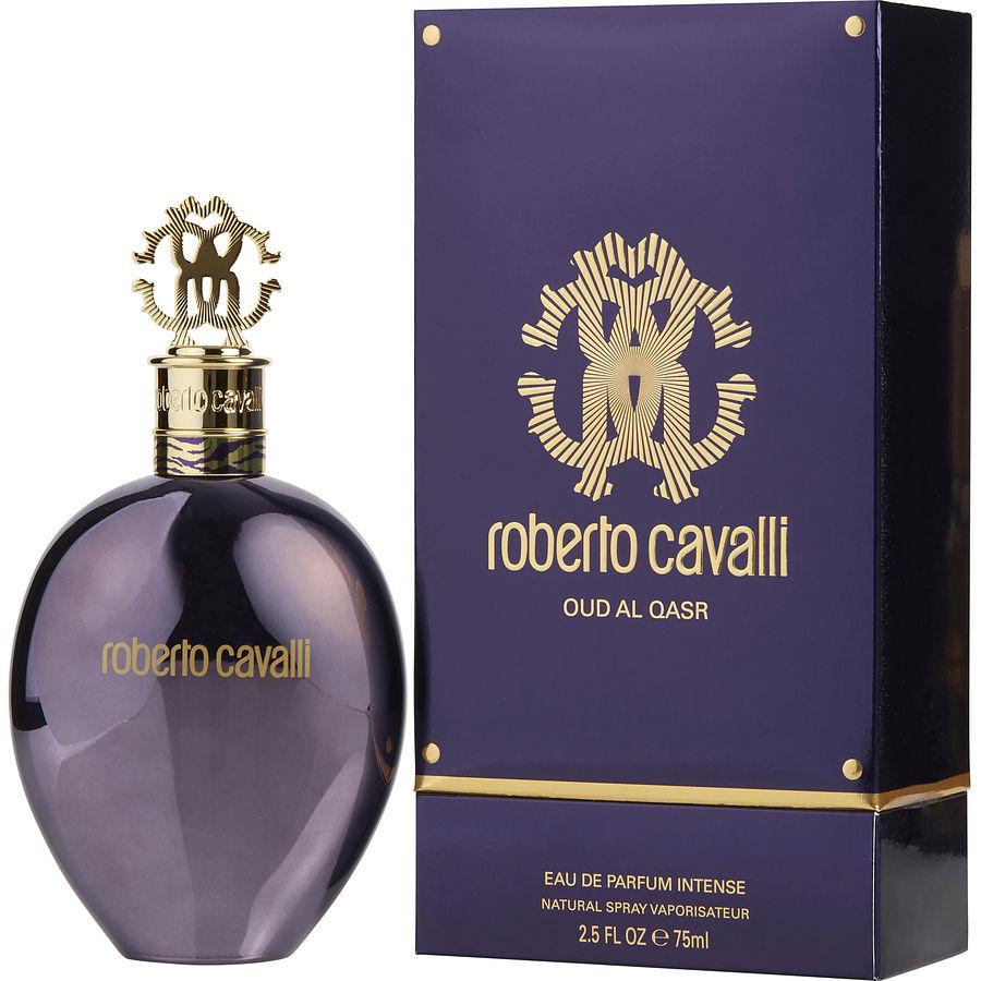 Roberto Cavalli Oud Al Qasr Eau De Parfum For Women By