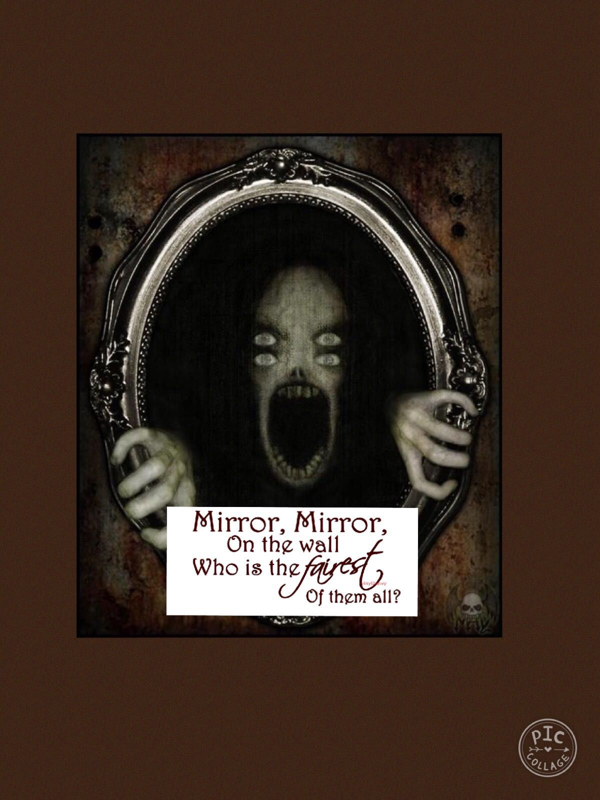 The Paranormal A True Story Mirror Mirror On The Wall Wattpad