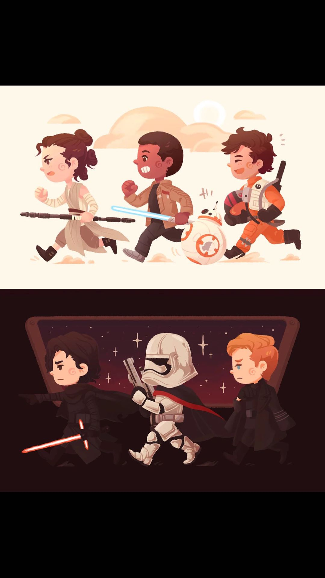 The Inbetween A Percy Jackson Star Wars Crossover
