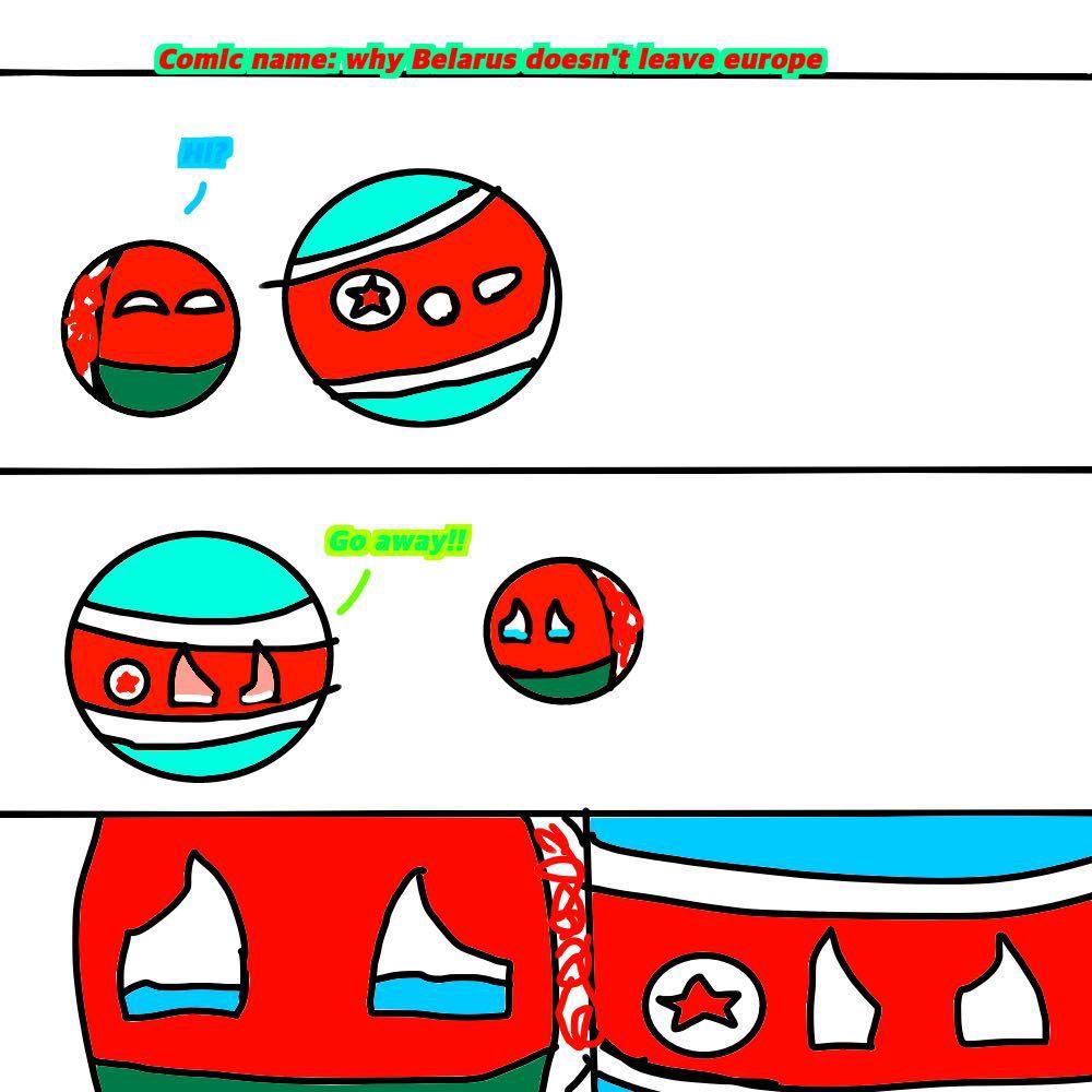 Leftovers Poland Belarus Russia Czech By Jpaolo Polandball