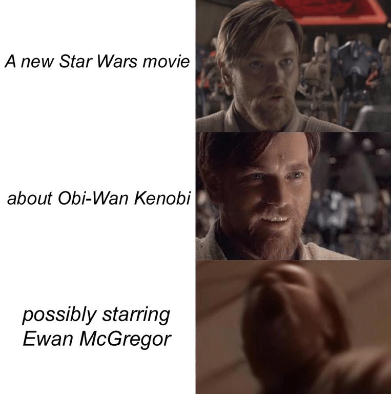 Star Wars Quotes Some Memes Obi Wan Kenobi Wattpad