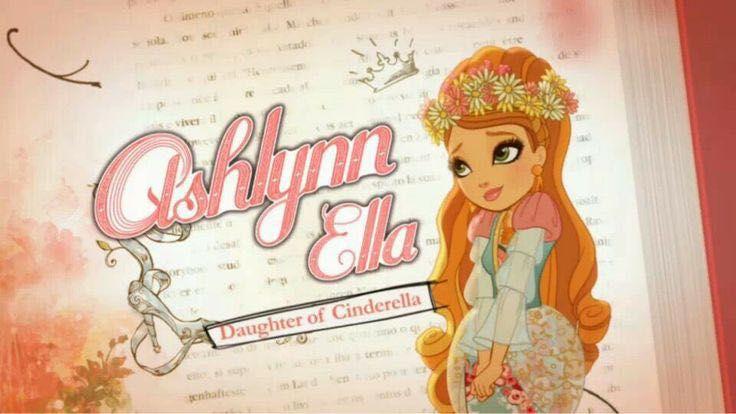 After Ever Story High Cinderella