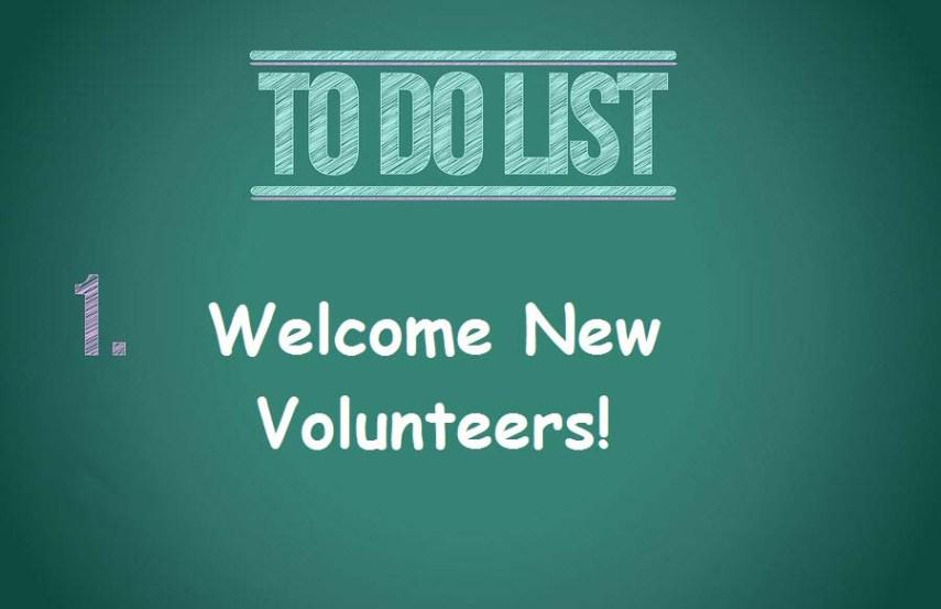 Design process checklist unlimited images wallpaper hd pictures new volunteer checklist wild apricot membership knowledge hub new volunteer checklist fandeluxe Gallery