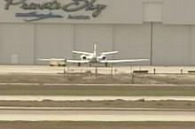 Pilot Dies, and Passenger Lands Plane