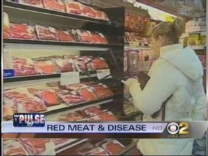 Study: Too Much Read Meat Is, Uh, Too Much