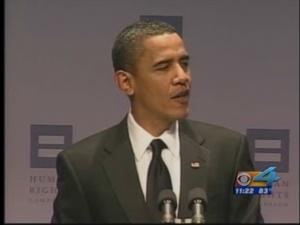 Obama Vows To End Don't Ask, Don't Tell Policy