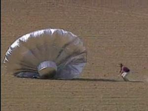 Copter 4 Captures Dramatic Balloon Landing