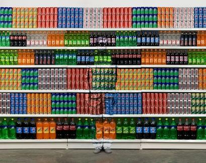 Part Pepsi, part Coca-Cola, and part cement floor. ...